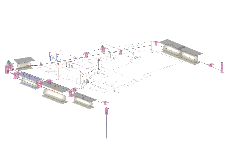 Проект ТРЦ - ВК